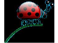 Ladybug stem flip
